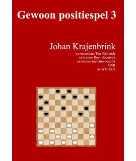Gewoon positiespel 3 - Johan Krajenbrink