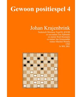 Gewoon positiespel 4 - Johan Krajenbrink