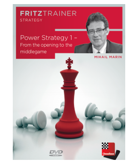 Power Strategy 1 by  Mihail Marin