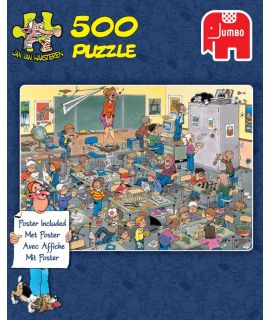 Puzzle Catch the Mouse from Jan van Haasteren