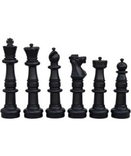 Giant chess pieces large king height 90 cm
