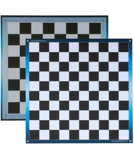 Chess and draughtsboard 36 cm - squares 39 mm and 34 mm