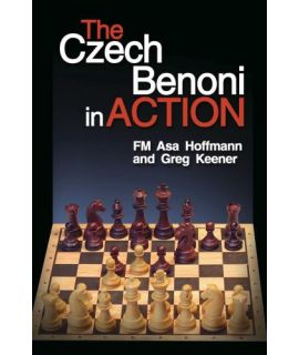 Czech Benoni in action - Asa Hoffmann