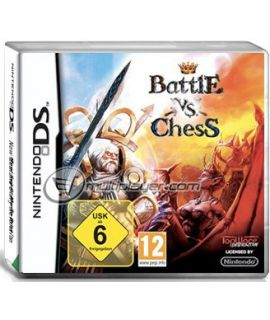 Battle vs Chess (NDS) - Chess game software