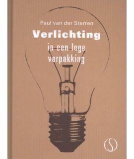 Verlichting i een lege verpakking - Paul Van der Sterren