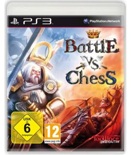 Battle vs Chess (PS3) - Chess game software