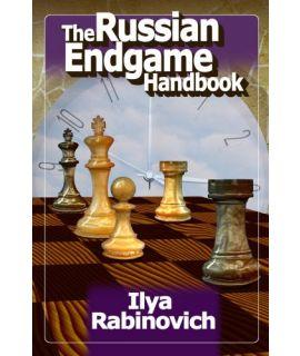 Russian Endgame Handbook - Ilya Rabinovich (hardcover)