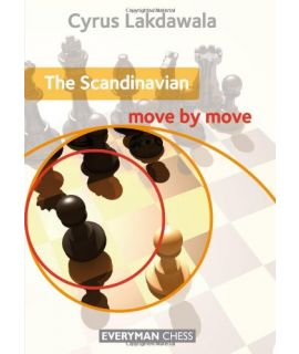 Scandinavian Move by Move, The by Lakdawala, Cyrus