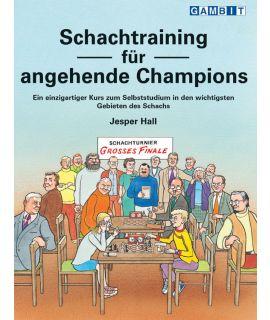 Schachtraining für angehende Champions  - Hall