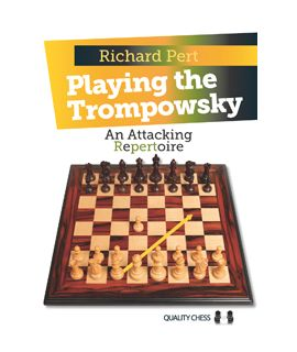 Playing the Trompowsky by Richard Pert
