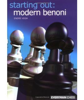 Starting Out: Modern Benoni by Vegh, Endre