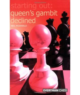 Starting Out: Queen's Gambit Declined by McDonald, Neil