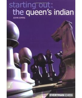 Starting Out: The Queens Indian by Emms, John