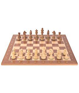Staunton franse loper schaakspel (#6)
