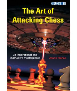 The Art of Attacking Chess - Franco