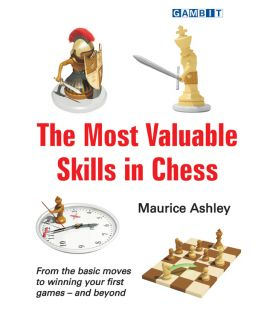 The Most Valuable Skills in Chess - Ashley