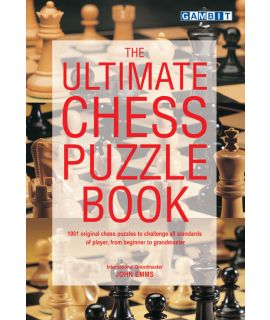 The Ultimate Chess Puzzle Book - Emms