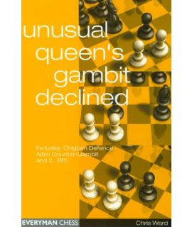 Unusual Queen Gambit Declined by Ward, Chris