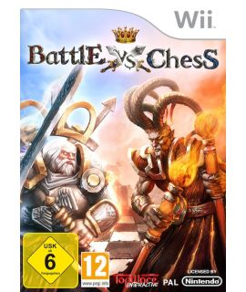 Battle vs Chess (Wii) - Chess game software
