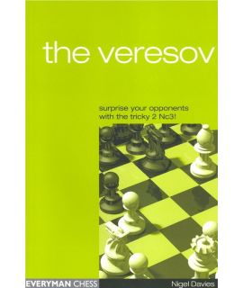 Veresov by Davies, Nigel