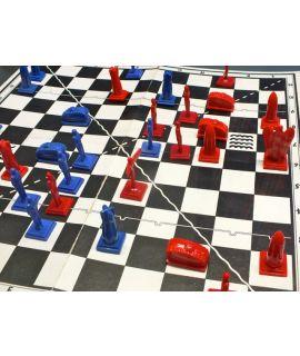 Taktik chess variant - pre WO II - Germany