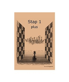 Werkboek Stap 1 plus - Stappenmethode