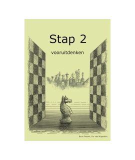 Werkboek Stap 2 vooruitdenken - Stappenmethode