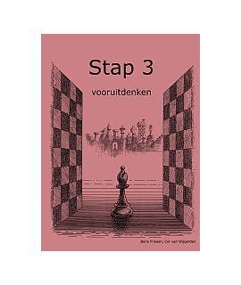 Werkboek Stap 3 vooruitdenken - Stappenmethode