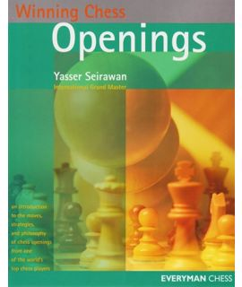 Winning Chess Openings by Seirawan, Yasser