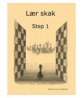 Arbejdshæfte lær skak step 1 - Step systemet