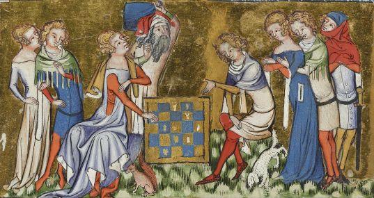 Demonstratie schaakbord kopen